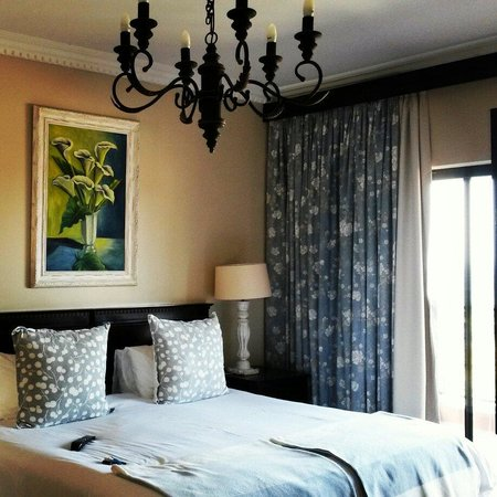 The Vineyard on Ballito: Our room