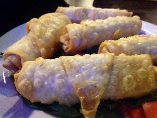 Zem Han Mediterranean Restaurant: Cheese borek