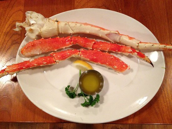 The Fish Market: King Crabs