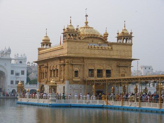 Amritsar Heritage Walk: Golden temple