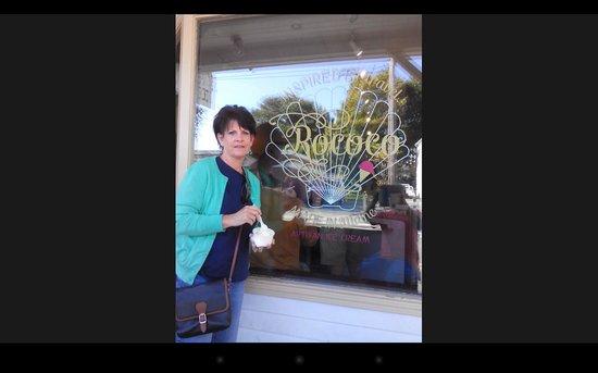 Rococo Artisan Ice Cream: The BEST