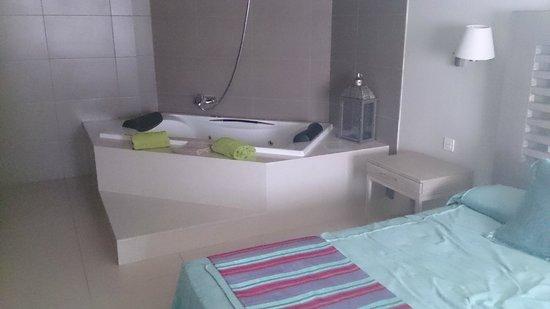 HD Beach Resort : Chambre
