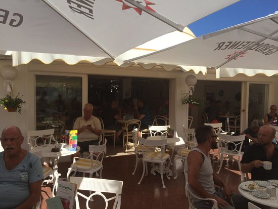 cafe europa playa del ingles