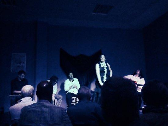 Kelipe Centro de Arte Flamenco: Smukt show