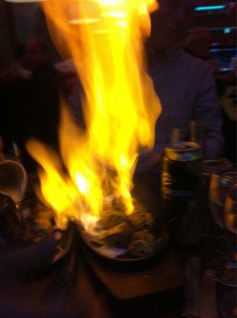 Spicy Mint Restaurant: Sizzling