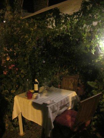 La Scala : Nuestra mesa