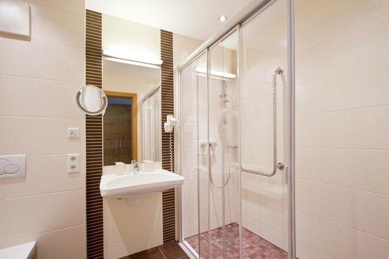 Badezimmer T-Wand Grundriss