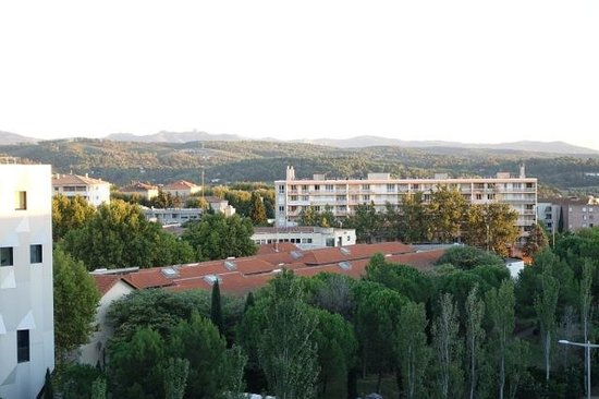 view from our room picture of renaissance aix en provence hotel aix en provence tripadvisor. Black Bedroom Furniture Sets. Home Design Ideas