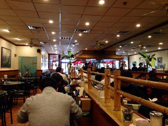 Inside Picture Of Nam Son Vietnamese Restaurant New York