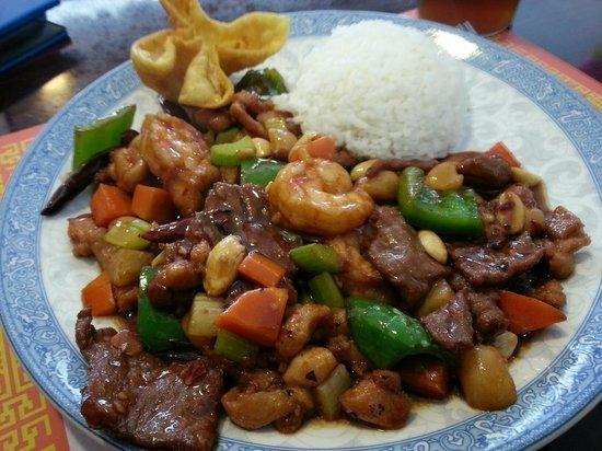 Chinese Restaurant Washington Iowa