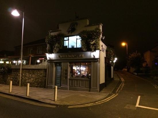 The Curragower Bar & Restaurant: Restaurant