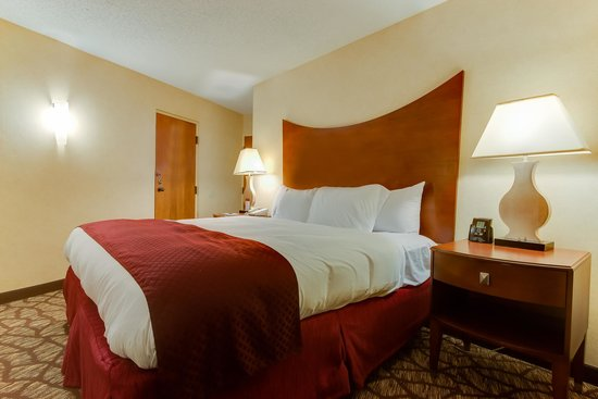 Doubletree by Hilton Hotel Murfreesboro: Guest Room