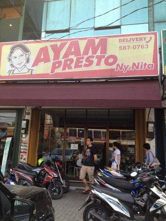 Ayam Presto Ny Nita