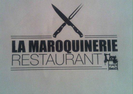 la maroquinerie : Logo