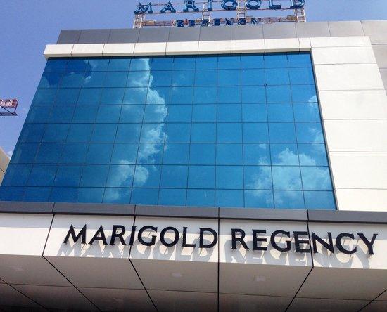 Marigold Regency: Hotel exterior