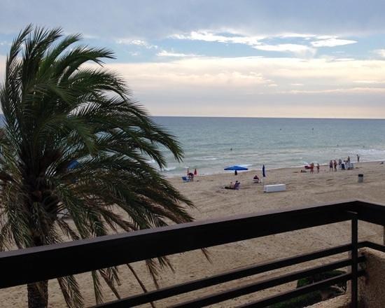 Hotel Kursaal: view of the beach