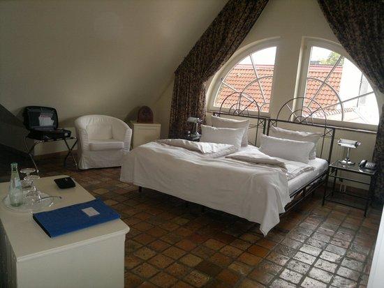 Hotel Brenner'scher Hof: Das Zimmer