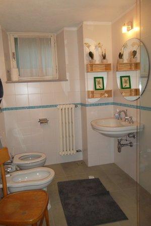 bagno suite Bamboo - Foto di B&B Villa Margherita, Varese ...