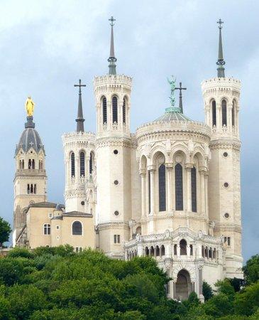Hotel du Simplon: Basilique Notre-Dame de Fourvière