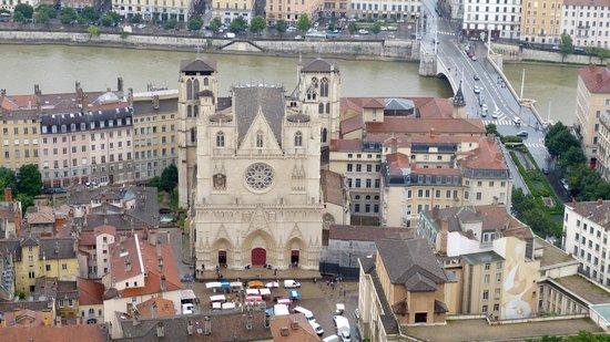 Hotel du Simplon: Cathédrale St-Jean