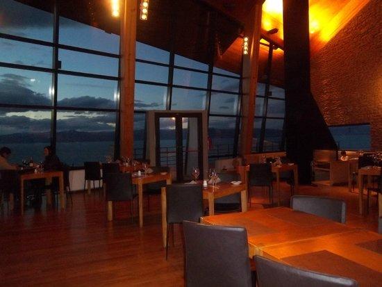 Design Suites Calafate: Vista desde el comedor