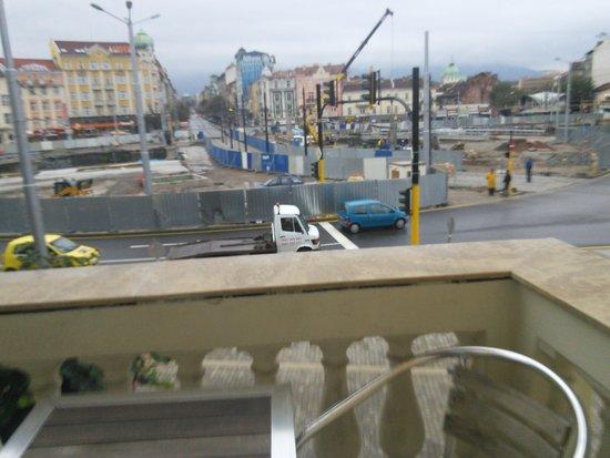 Maxim Boutique Hotel: View!