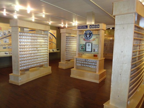 St. Petersburg Museum of History: Little Cooperstown