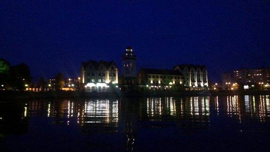 Fishing Village: Вечерняя рыбацкая деревня