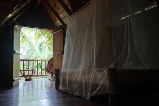 Pachamama Tropical Garden Lodge: Haus