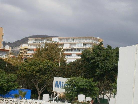 La Carihuela : eurosol apartments