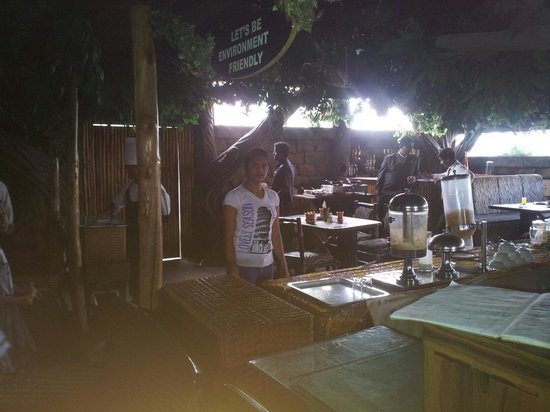 Pai vista jungle restaurant