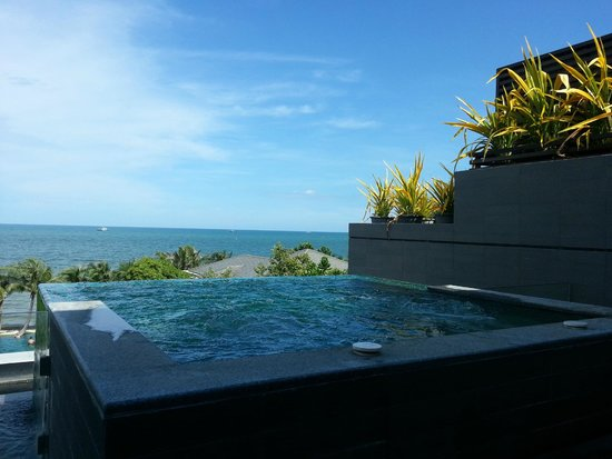 Rest Detail Hotel Hua Hin : jacuzzi