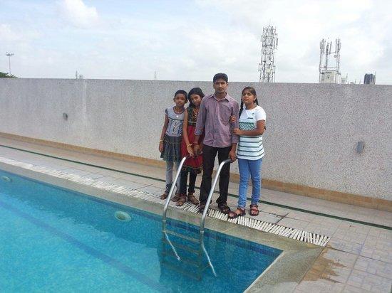 Pai Vista: Nice swimming pool