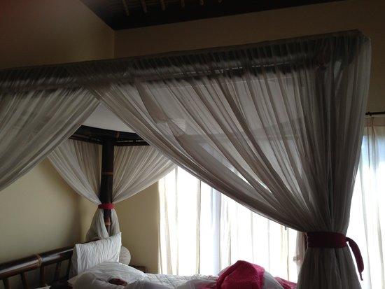 Villa Aruna: Bed