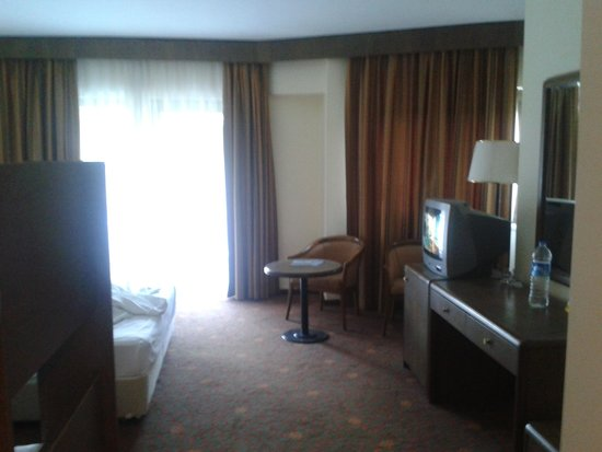 Hotel Ozkaymak Incekum: номер