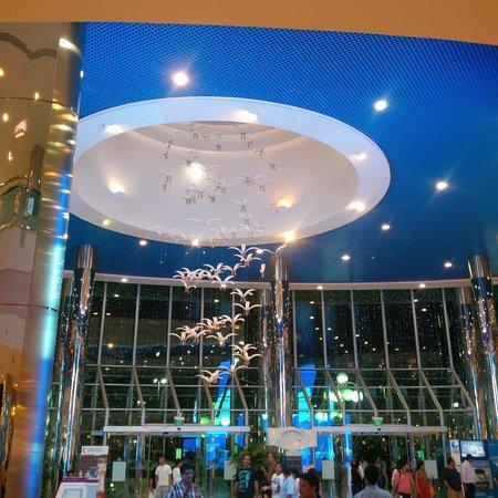 Marina Mall: Inside