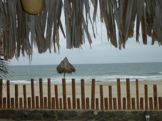 Vichayito Bungalows & Carpas by Aranwa: View from Tent door