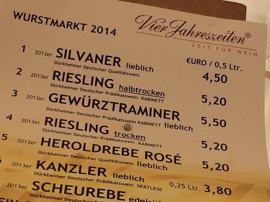 Dürkheimer Wurstmarkt: Will be going back here!!