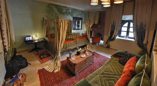 Riad Kheirredine: suite eucalyptus