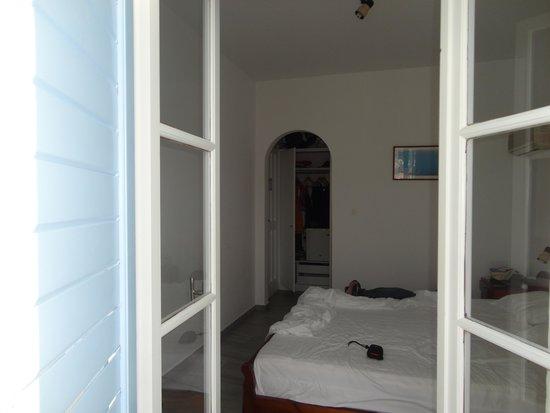Parian Village: de kamer
