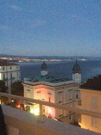 Hotel Astoria by OHM Group: il panorama dalla camera