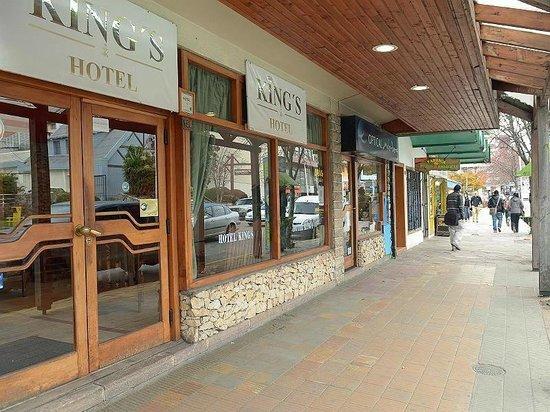 Hotel King's Bariloche : Entrada