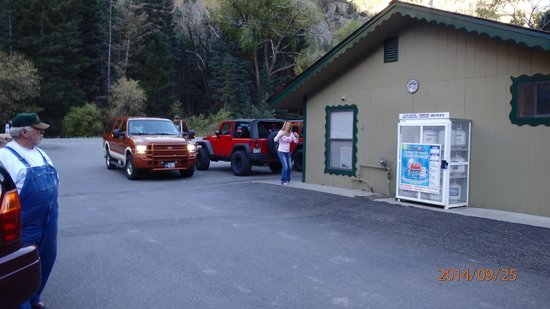 Ouray Riverside Inn and Cabins: Jeep Rentals