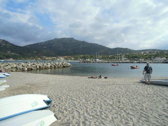 Club Med Sant'Ambroggio : la plage