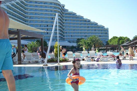 Venosa Beach Resort & Spa: Havuz