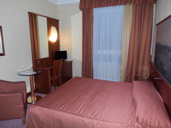 Hotel President: Stanza