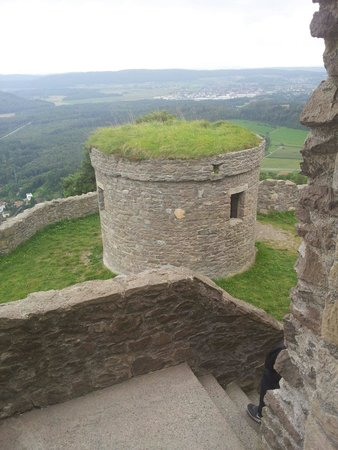 Burgruine Hohenkraehen