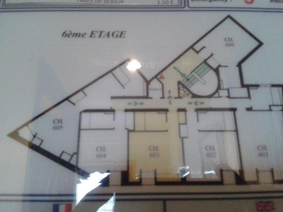 فندق  لو 123 إيليزيه - أستوتل: 603 is one of best room