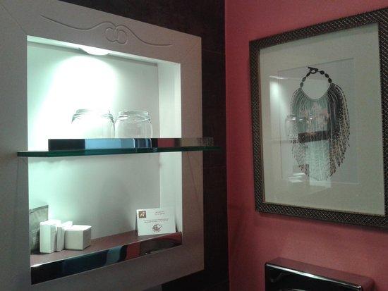 فندق  لو 123 إيليزيه - أستوتل: detail is also good