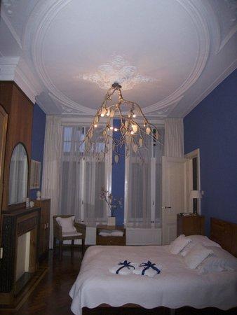 Vondel View B&B: Bedroom